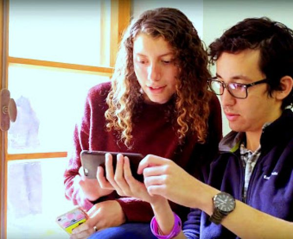 Making an impact in Israel with coding