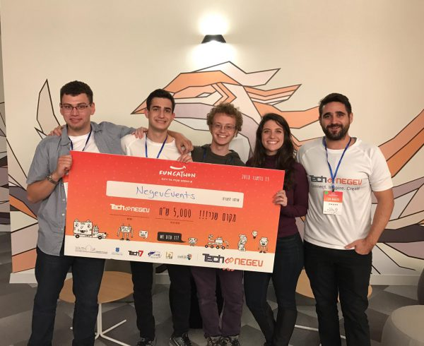 How we beat Israelis in a hi-tech competition