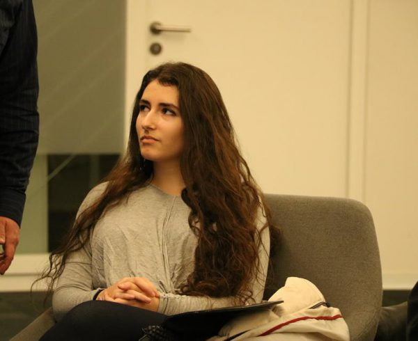 Noam, from USA,  Talks About Her Experience On BIG IDEA Gap Year