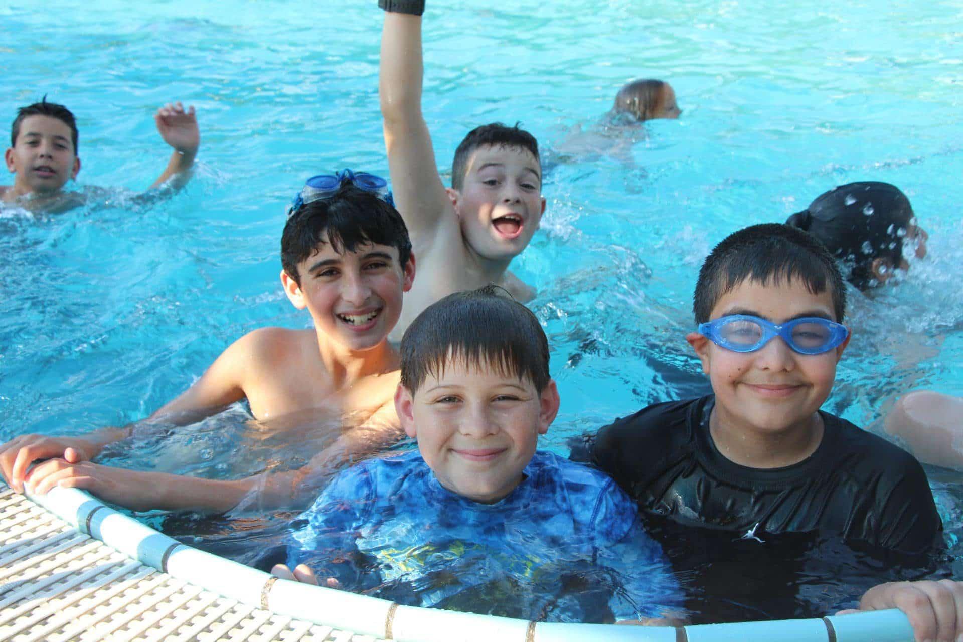 Big Idea Campers Pool