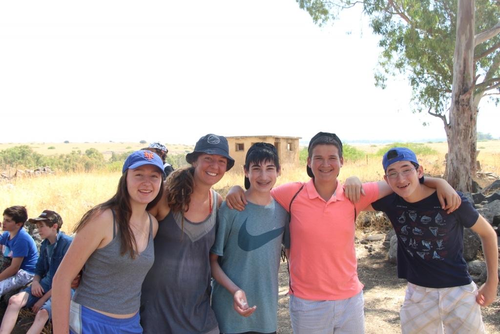 Big Idea Summer camp Hike teens