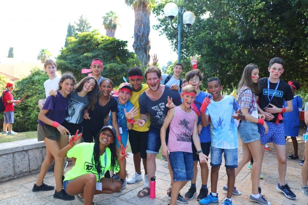 Big Idea Summer school outing trip
