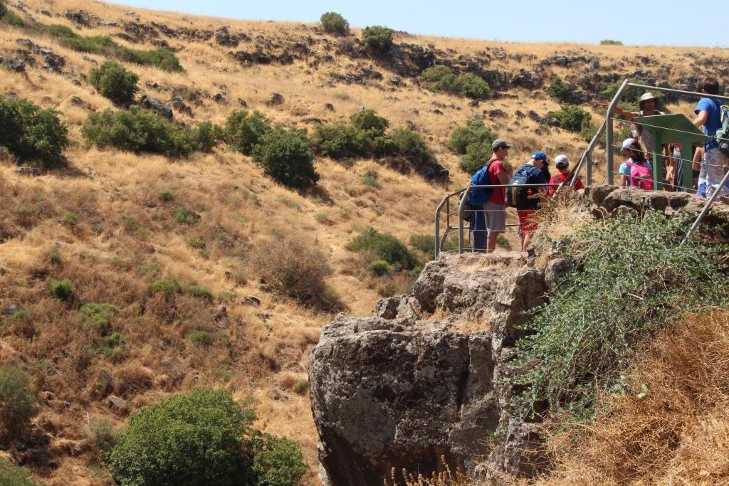 Summer School Israel Hike