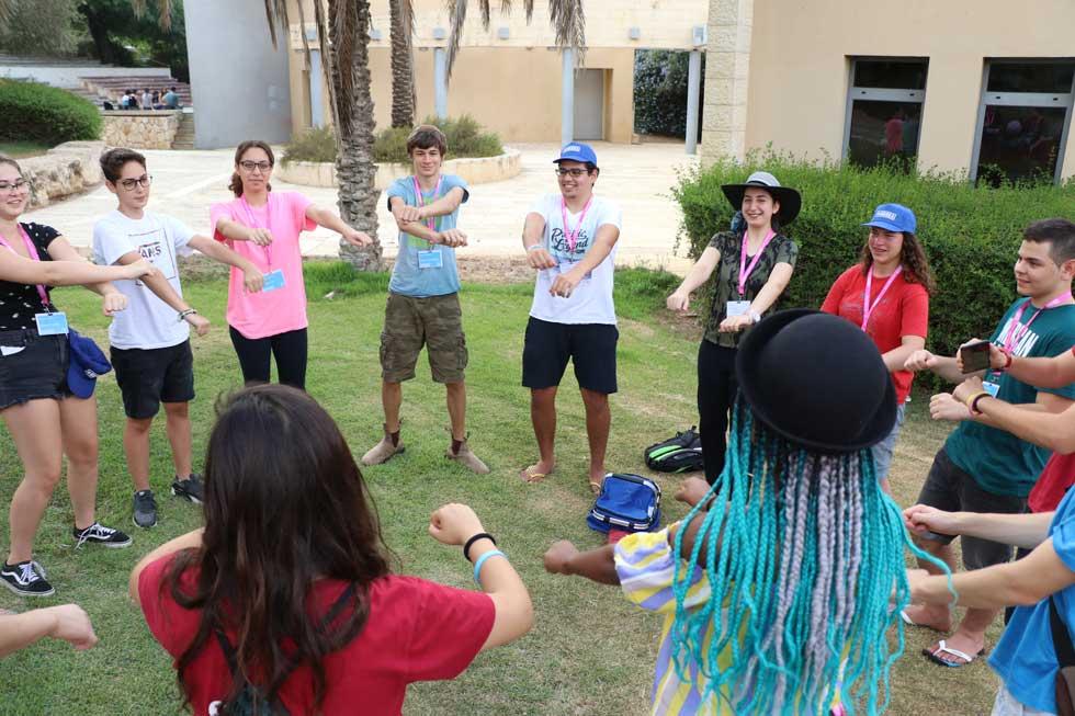 Big Idea Counselors circle