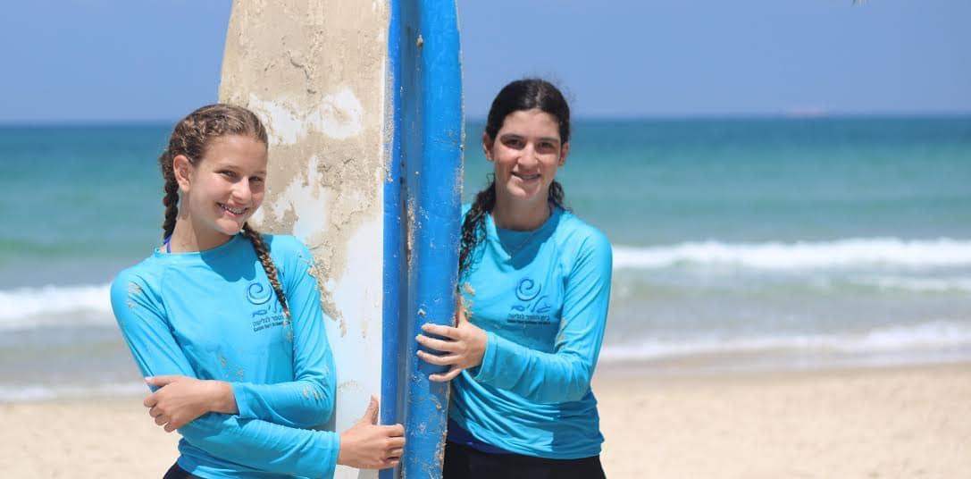 BigIdea girls beach campers