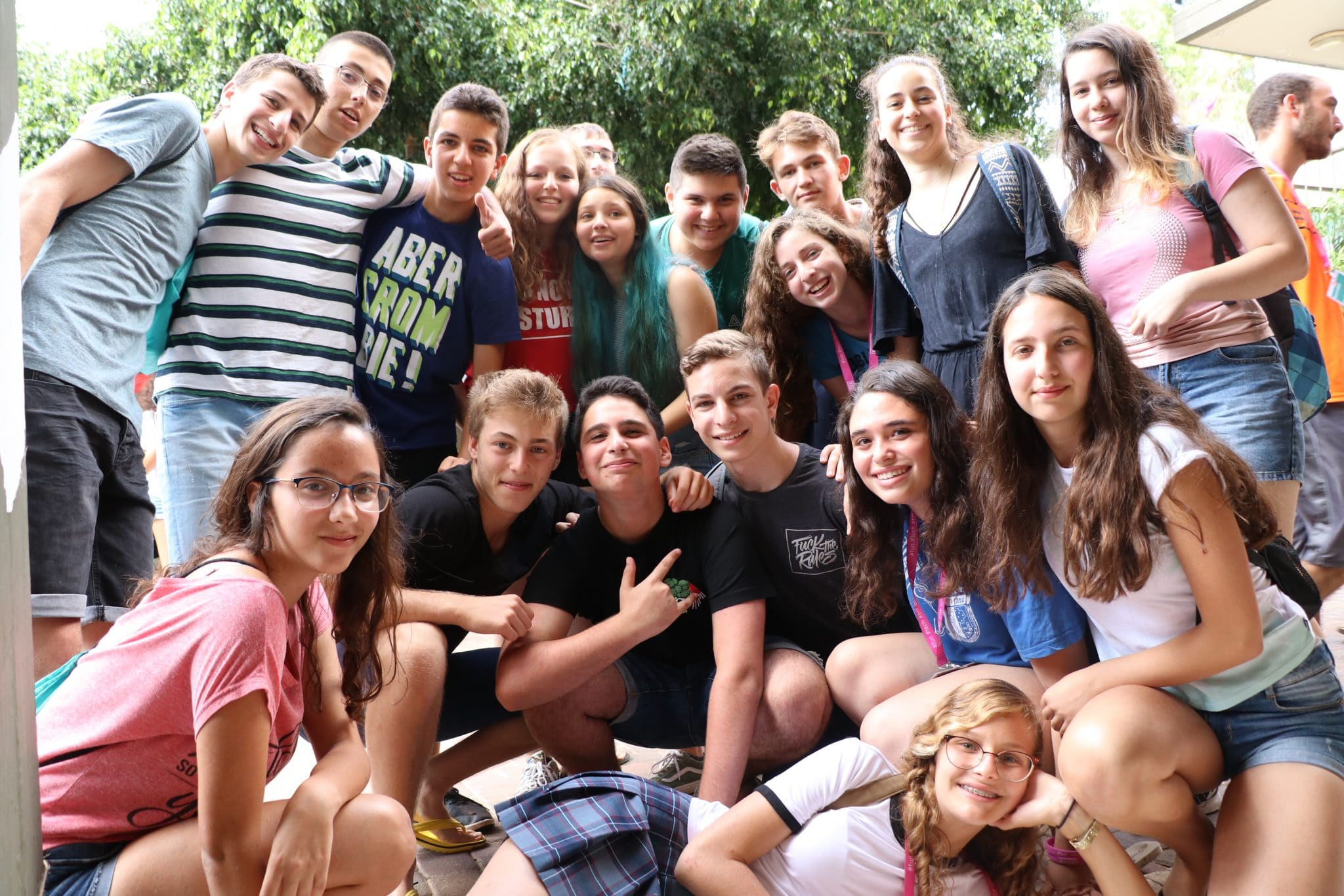 friend group big idea